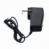 Buy cheap Mobile Phone Chargers with 4.2 to 12V DC Output Voltage and 500mA to 1A Charging Rate from wholesalers
