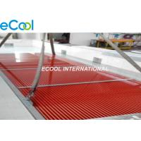 Buy cheap Fin Condenser Coil Type Heat Exchanger , Evaporator Air Cooled Heat Exchanger from wholesalers