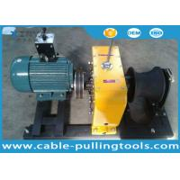 Buy cheap Heavy Duty 8 Ton Wire Rope Cable Winch Puller With Electric Engine from wholesalers
