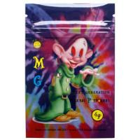 Buy cheap SCOOBY SNAX herbal incense bags, herbal incense bags, Foil laminated bags, zipper bags from wholesalers