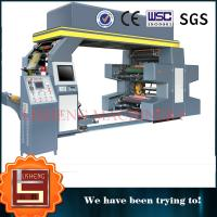 Buy cheap Non Woven Fabric Flexo Label Printing Machine Water Based Ink from wholesalers