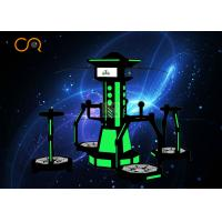 Buy cheap 1kw Virtual Reality Treadmill Simulator Interactive Game For 4 Players from wholesalers