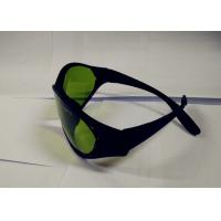Buy cheap 1064nm Yag Fiber Laser Protection Glasses , Beautiful Laser Protective Eyewear from wholesalers