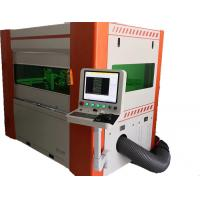 Buy cheap High Presision CNC Fiber Laser Cutting Machine 600*1200mm Small Size from wholesalers