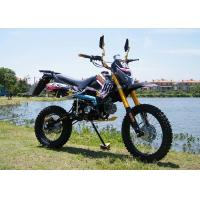 China Four - Stroke 110cc Dirt Bike Motorcycle Smart Shape With Strong Compression Ratio on sale