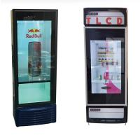 Buy cheap Supermarket Transparent Lcd Screen For Cold Drink Frigerator Display from wholesalers