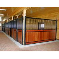 Buy cheap Free Standing Horse Stable Partitions , Equine Boarding Facilities For Equestrian Center from wholesalers