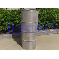 Buy cheap Ballast Water Sintered Steel Filter , Stainless Steel Mesh Tube Filter from wholesalers