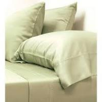 Buy cheap 300TC luxurious bamboo bedding sheet, natural material with OEKO-TEX Certification from wholesalers