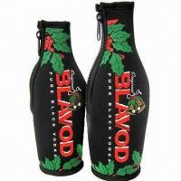 Promotional Wine Coolers, Made of Neoprene