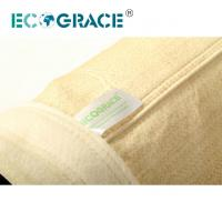 Buy cheap Aramid / Nomex Filter Sleeves For High Temperature Dust Filter System from wholesalers