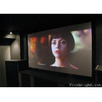 Buy cheap 60inch to 300inch Motorized Floor Projection Screen from wholesalers