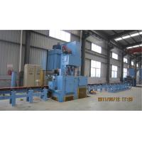 Buy cheap Stainless Steel Wire Drawing Machine With High Efficiency Shot Blasting from wholesalers
