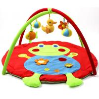 Buy cheap Lovely Frog Baby Activity Gyms / Baby Kick And Play Gym Custom Made from wholesalers