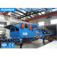 Buy cheap 10 - 15 m / min C Channel C Purlin Roll Forming Machine for Structural Steel product