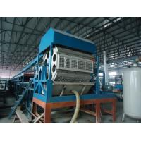 Buy cheap Roller Type Pulp Molding Machine Paper Egg Tray Pulp Molding Machine from wholesalers
