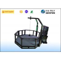 Buy cheap Shopping Mall HTC Vive Simulator Arcade Game Machines With Wireless Handles from wholesalers