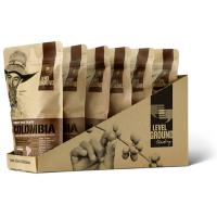 Buy cheap Candy Bar Packaging Kraft Paper Carrier Bags , Safety Tin Tie Coffee Bags from wholesalers
