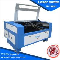 Buy cheap Triumphlaser CE FDA Manufacture 80W 100W 130W 150W CO2 Laser cutting machine for Wood Acrylic Non-metal from wholesalers
