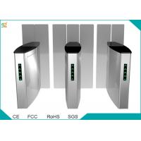 Buy cheap Self-examine On Breakdown Automatic Reset Turnstiles Counting Function Barrier from wholesalers