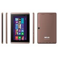 Buy cheap Blue Smart 7 Inch Newest Tablet PC Android 4.2 Dual SIM Card with 5 Points Touch Screen from wholesalers
