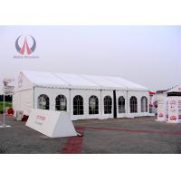 Buy cheap Fire Resistant Outdoor Event Tents For Wedding Receptions UVA Proof 2 Year Warranty from Wholesalers