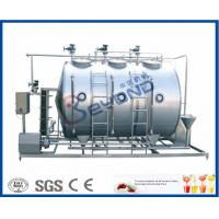 Buy cheap 500L/800L/1000LPH   Small Conjunct Type Cleaning In Place machine/CIP Cleaning System for equipment washing from wholesalers