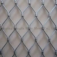 Buy cheap Stainless Steel Stair Railing Mesh from wholesalers