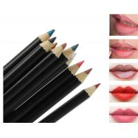 Buy cheap Private Label Liquid Lip Liner Pen Long Lasting For Make Up L-14CM Size from wholesalers