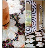 Buy cheap Italy design glass mosaic from wholesalers