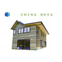 Buy cheap Hurricane Proof Prefab Modular House Residential Steel Building Kits Modern Style from wholesalers