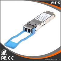 Buy cheap Compatible QSFP-40G-LR4-S  Transceiver Module 1310nm 10km SMF from wholesalers