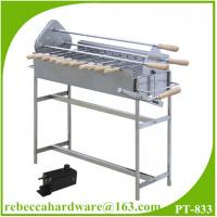 Buy cheap High quality charcoal bbq grill stainless steel commercial charcoal rotisserie from wholesalers