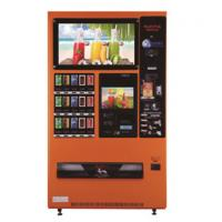 Buy cheap lcd Vending Machine for snacks,beverage,cigarette,condom,medicial, food, tissue paper etc from wholesalers