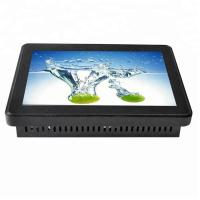 Buy cheap Dust Proof Touch Screen Kiosk Monitor 55 Inch Complies With HID Equipment Standard from wholesalers