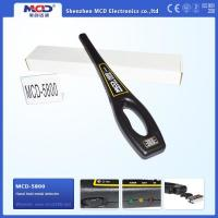 Buy cheap Security Super Handheld Metal Detector Wand Full Body Scanner With Recharger from wholesalers