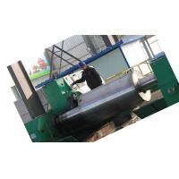 China Professional Cast Iron Roller Chilled Function For Double Poured Cast Iron Mill on sale