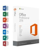 Buy cheap DirectX 10 Office 2016 Product Key Card , OEM Retail Version Microsoft Office 2016 Pro Download from wholesalers