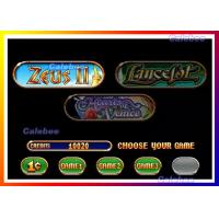 Buy cheap WMS Lucky 3 in 1 game board Zues II 2 nxt wms board Gambling boards casino video slot machines slot machine games for PC from wholesalers