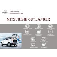 Buy cheap Mitsubishi Outlander (2014+) Electric Tailgate Lift Assist System , Auto Power Tailgate Lift product