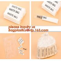 Buy cheap Individually Packed Waste Bags, Single Folded bag, individual packed bag, individually fold bags, waste bags, clinicial from wholesalers