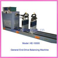 Buy cheap End-Drive Horizontal Dynamic Balancing Machine from wholesalers