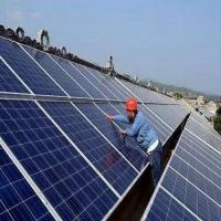 Buy cheap 100KW On grid Solar Energy System with Sun Energy Solar Panels for commercial or Industry Electricity from wholesalers