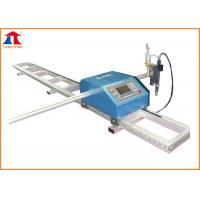 Buy cheap Aluminum / Galvanized Sheet Portable CNC Cutting Machine , CNC Plasma Cutter from wholesalers