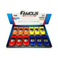 Buy cheap TOYS,1:30 DIE-CAST CAR,PULL BACK CAR TOYS, MODEL CAR,2 DOORS OPEN without light & IC from wholesalers