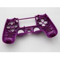 Buy cheap Replacement Top and Bottom Housing Shell Case for Playstation 4 PS4 Controller - Glossy Purple from wholesalers