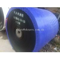 Buy cheap Industrial Transmission Portable Conveyor Belt With Nylon / Rubber Material , OEM Service product