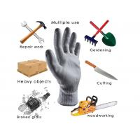 Buy cheap Level 5 HPPE Liner Coated Industrial Safety Products Cut Resistant Gloves 13 Gauge from wholesalers