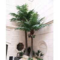 Buy cheap Indoor Artificial Coconut Tree from wholesalers