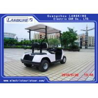 Buy cheap Powerful Electric Golf Club Car 2 Seater With ADC Motor 48V 3KW Low Speed Golf Car from wholesalers